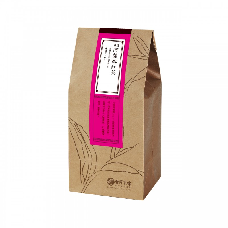 嚴選阿薩姆紅茶 補充包100g