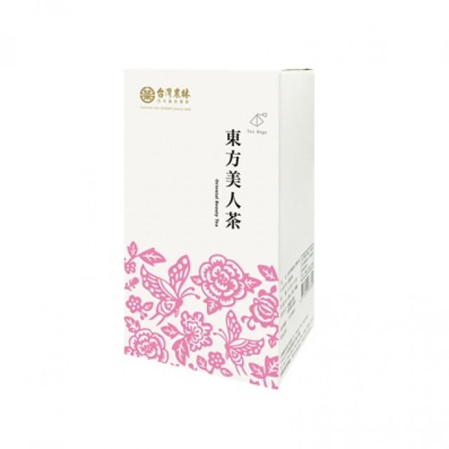 台茶風華-東方美人茶立體茶包 2.5g*20入