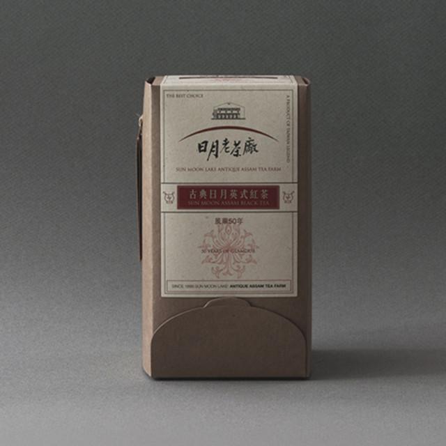 古典日月紅茶-風華五十年 茶包