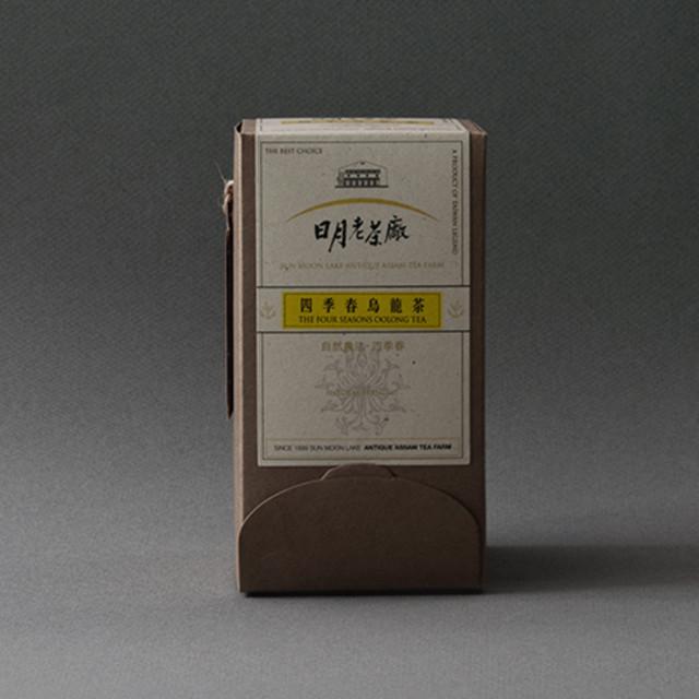 四季烏龍茶茶包.自然-心芽