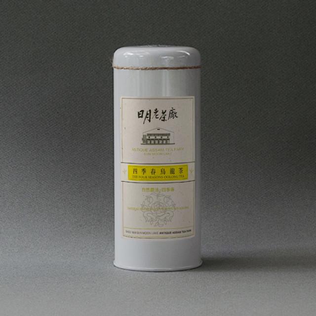 四季烏龍茶187.5g