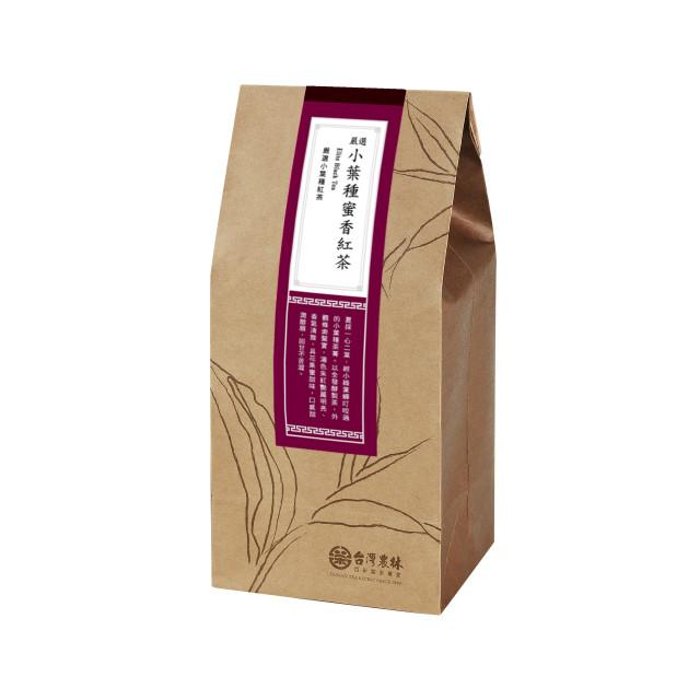 嚴選小葉種蜜香紅茶100g